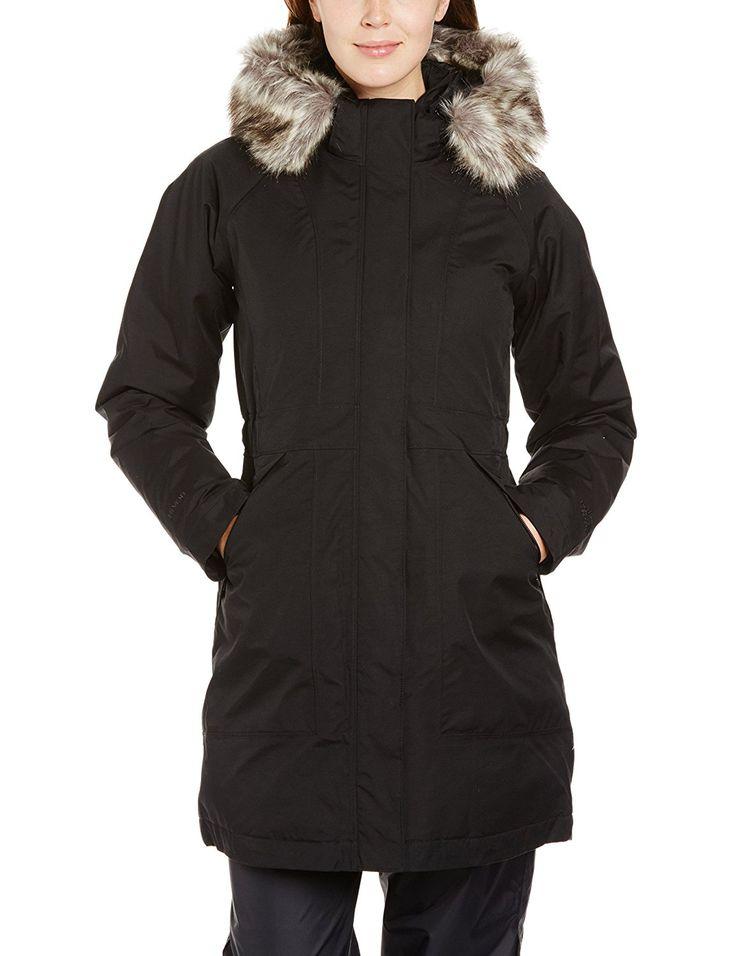 The North Face Arctic Manteau Femme Tnf: Amazon.fr: Vêtements et accessoires