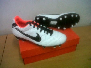 Nike Tiempo Natural IV Ltr FG