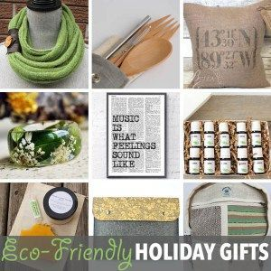 Eco-Friendly Christmas Gifts by Of Houses and Trees | Green the holidays this year with these eco-friendly Christmas gifts - made by awesome, earth-conscious artisans from around the world.