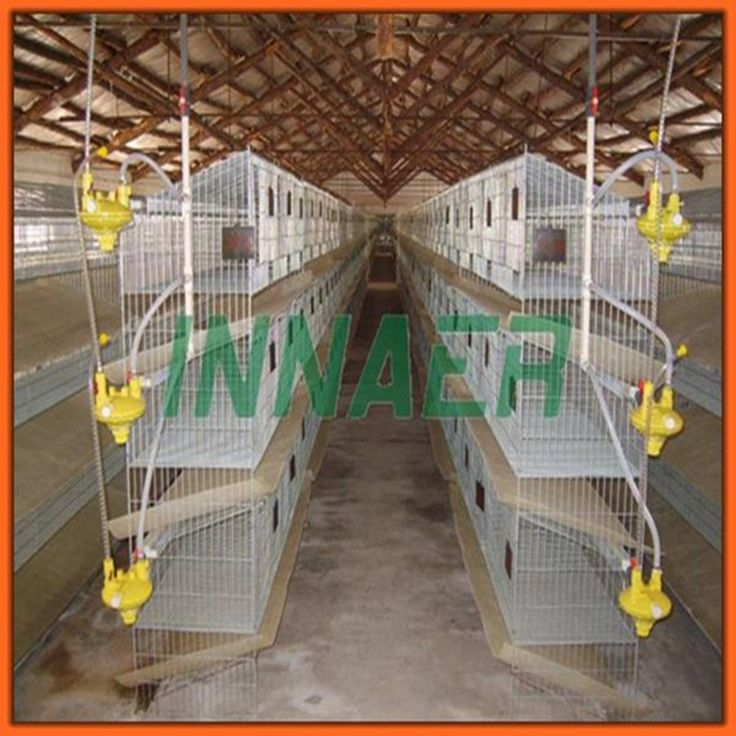 Good Quality Cheap Commercial Rabbit Cages For Sale Photo