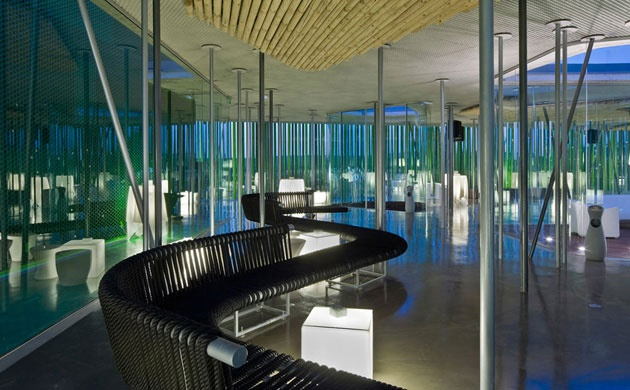 Chill Out Building - Navarra (Spain)