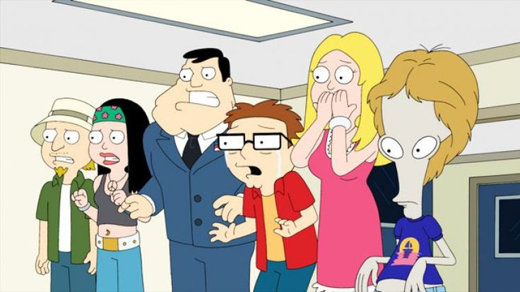 American Dad' Moves to TBS in 2014 - Hollywood Reporter