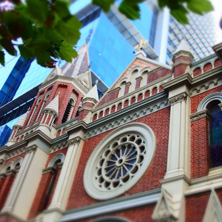 #perth #churches