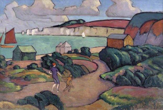 Roger Eliot Fry 1866-1934: Studland Bay, Dorset, 1911.