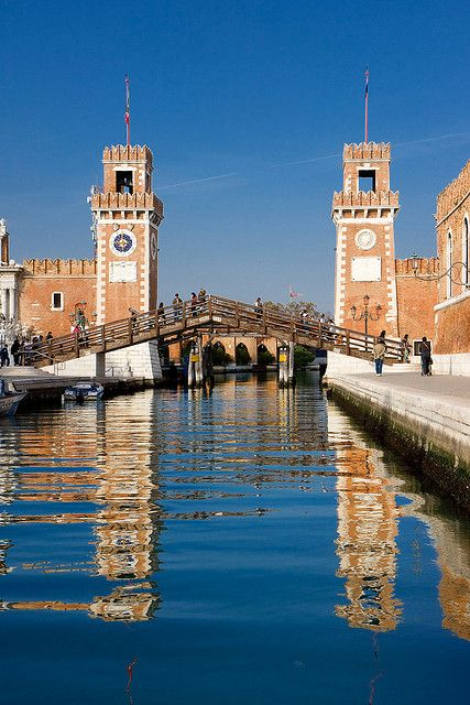 Arsenale, Venice #travel #italy #venice