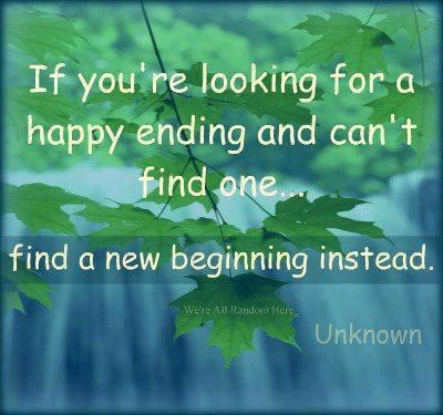 find a new beginning good morning quotes pictures