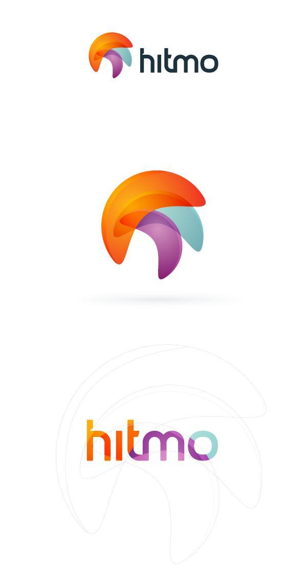 Hitmo brand log design