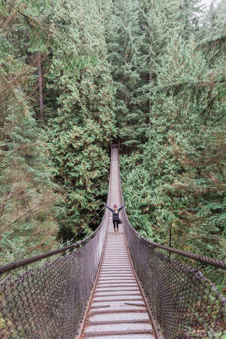 lynn+canyon+suspension+bridge