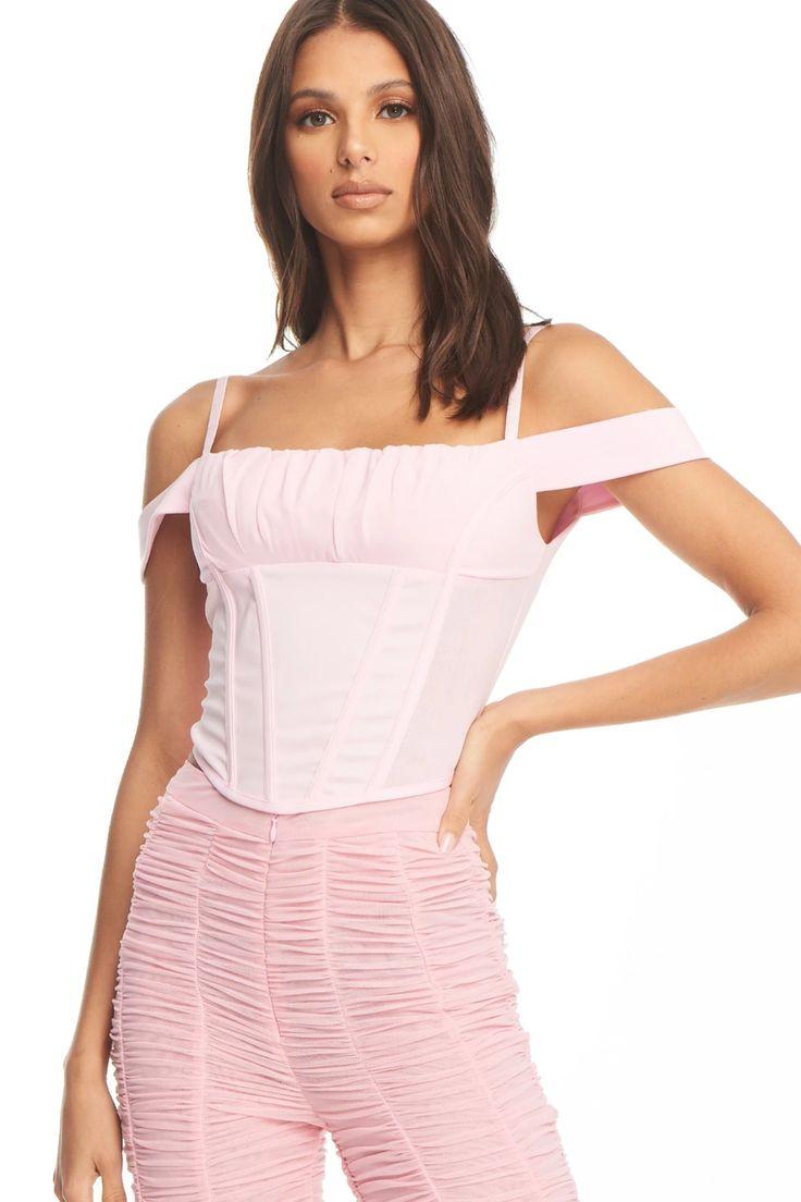 BRIDGET TOP I.AM.GIA I.am.gia, Fitness fashion, Pink