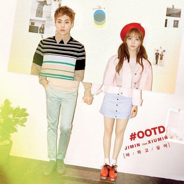 #Jimin (#지민) (#AOA) (Feat. #Xiumin (#시우민) of #EXO) – Call You Bae (야 하고 싶어) Lyrics