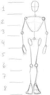 como dibujar el cuerpo humano - Buscar con Google