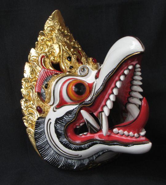 Garuda Mask