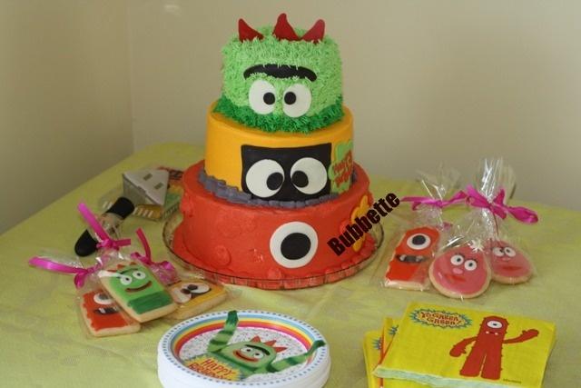 Yo Gabba Gabba: A J S Birthday, Alena S Birthday, 2Nd B Day, Awesome Cakes, Smash Cake, 2Nd Birthday, Bill Birthday, Birthday Cakes, Birthday Ideas