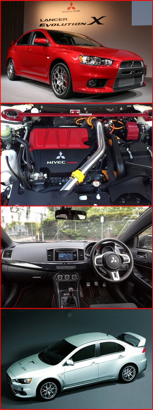 Smart features and stunning gadgets of #Mitsubishi #EVO X more details visit link:  http://www.engines4sale.co.uk/blog/category/mitsubishi/
