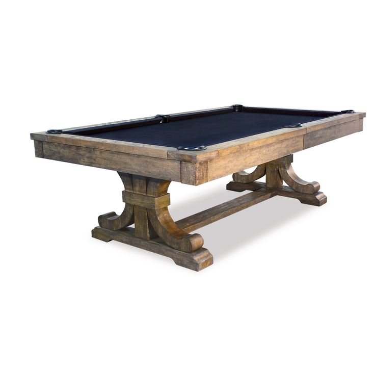 26 best pool tables images on pinterest pool tables for Pottery barn poker table