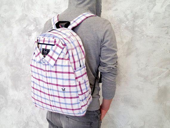 Boho backpack rucksack backpack backpack pattern by YouNeedEco