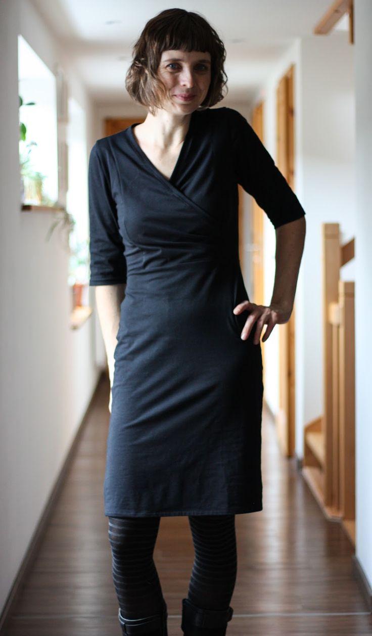 Weihnachtskleid Sew Along 2017: Aldaia Dress - Pauline Alice | Mein Gewisses Etwas