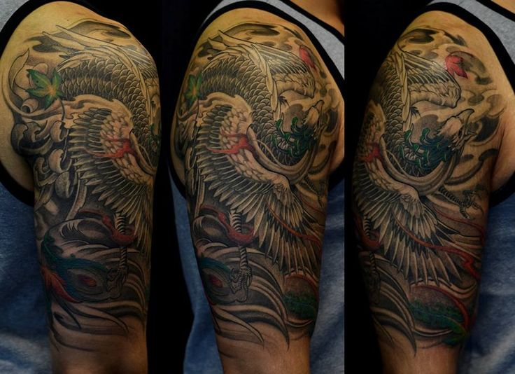 Asian Black And Grey Archives Chronic Ink Phoenix 1