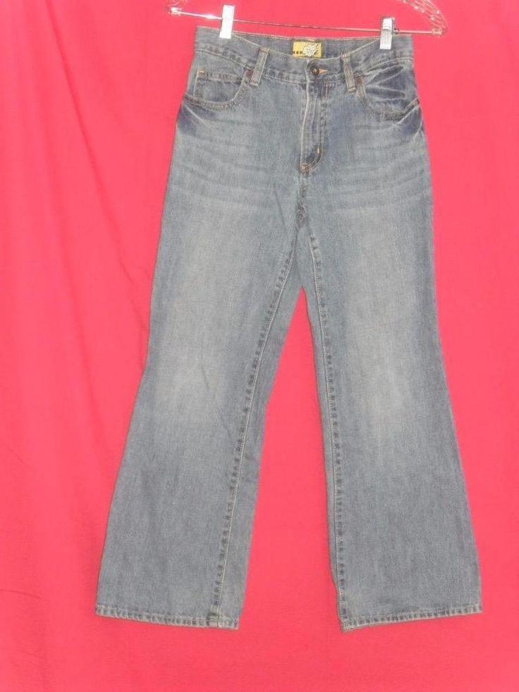 http://www.ebay.com/itm/OLD-NAVY-Boot-Cut-Jeans-Boys-Size-12-Regular-Adjustable-Waist-L-34-W-26-Ins-24-5-/272068722262?ssPageName=STRK:MESE:IT OLD NAVY Boot Cut Jeans Boys Size 12 Regular Adjustable Waist L-34 W-26 Ins-24.5