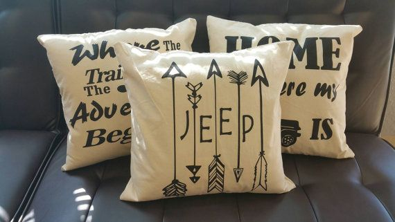 Hey, I found this really awesome Etsy listing at https://www.etsy.com/listing/481055197/jeep-with-arrows-accent-pillow