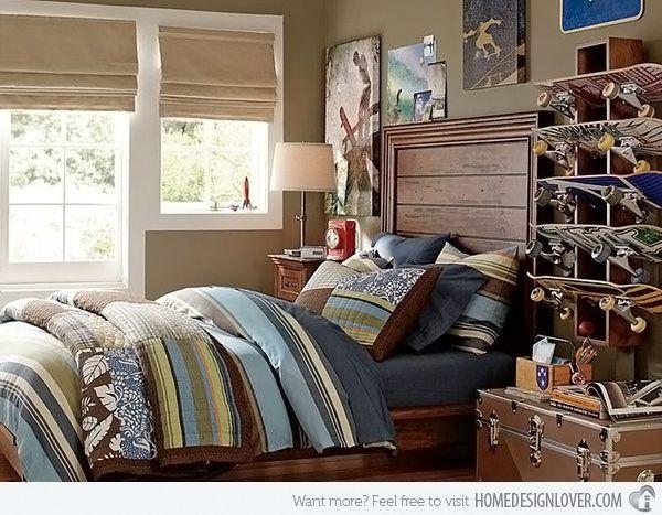 Best 25 teenage boy bedrooms ideas on pinterest teenage for Boys bedroom ideas pinterest