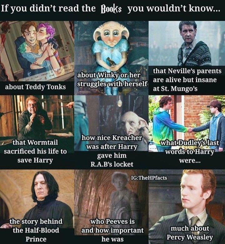 Es Stort Mich Immer Wie Wenig Die Filme Mit Percy Zu Tun Haben Filme Haben Immer Percy Stor Harry Potter Facts Harry Potter Funny Harry Potter Universal