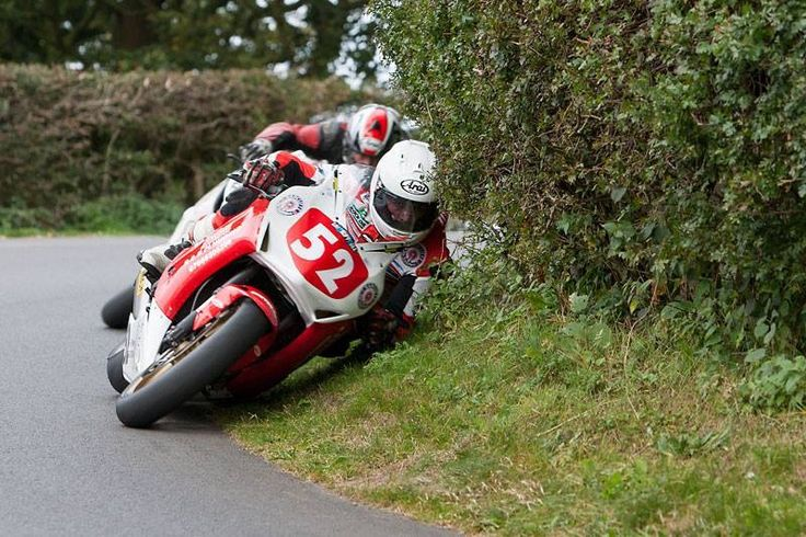 Hedge cutting at Oliver's Mount | road racing | Pinterest | Hedges, Live life and Life