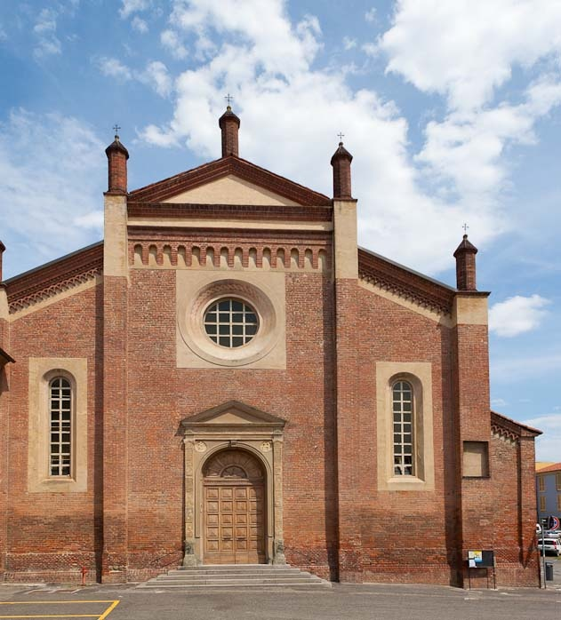 Santa Maria di Castello - Alessandria