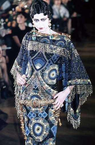 John Galliano for The House of Dior,  Spring/Summer, 1998, Haute Couture.