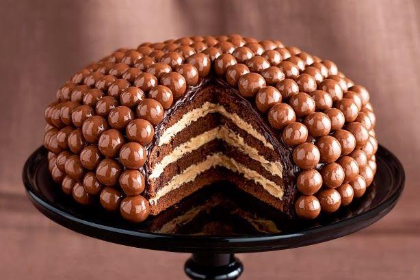 Γλυκές Τρέλες: Πως να κάνετε την Τούρτα maltesers και Συμβουλές!