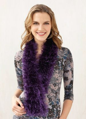 The 71 Best Crochet Fun Fur And Sashay Images On Pinterest