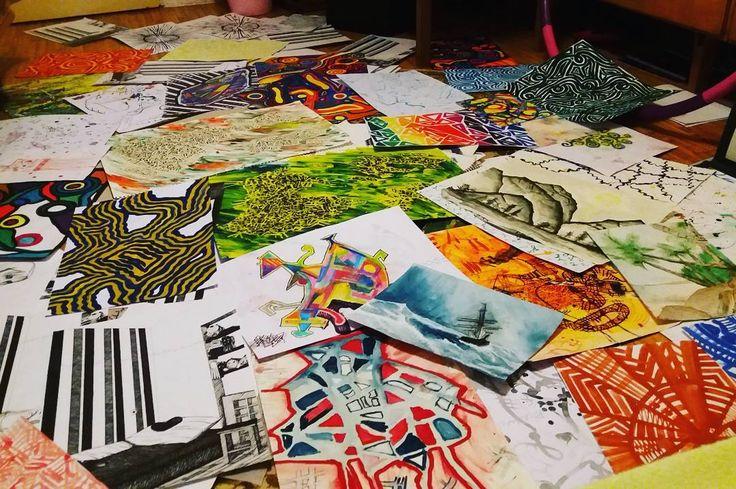 😊😊😊 #art #loveit #artist #color #watercolor #draw #painting #paint #acryl #line #colorful #happy #visual #artscrowds #artsbeautifulx