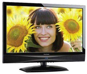 Flat Screen TV!!! (:: 1080P Lcd, Vt2430 24 Inch, Girl, Viewsonic Vt2430, Sunflowers, 24 Inch 1080P, Flat Screen Tvs, Lcd Hdtv