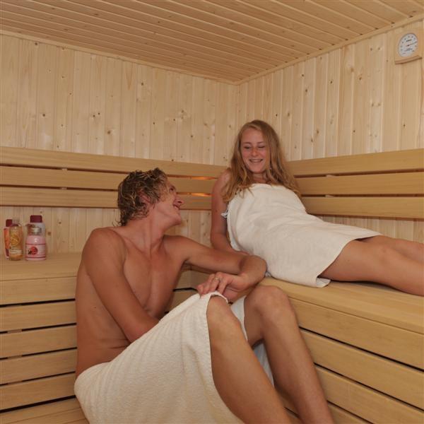 sauna groepsaccommodatie de Linde
