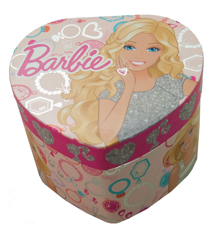 Barbie Jewellery Box from Funstra Toys