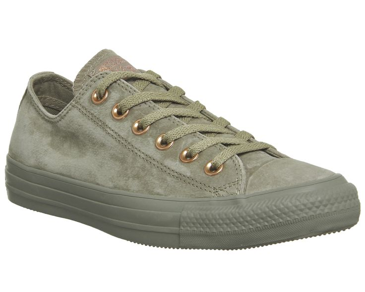 All Star Low Leather
