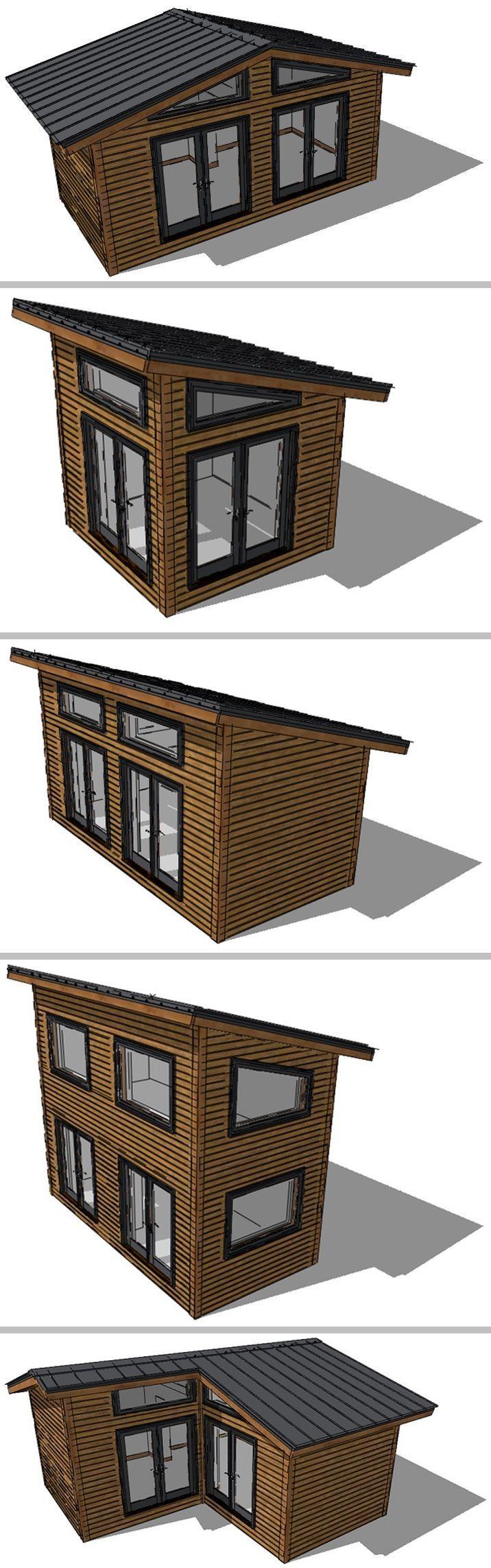 311 best cottage cabin images on pinterest bonheur for Super efficient house plans