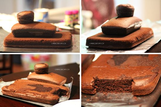 camouflage cake ideas   Army Camo Tank Birthday Cake (including free party printable) « Diy ...