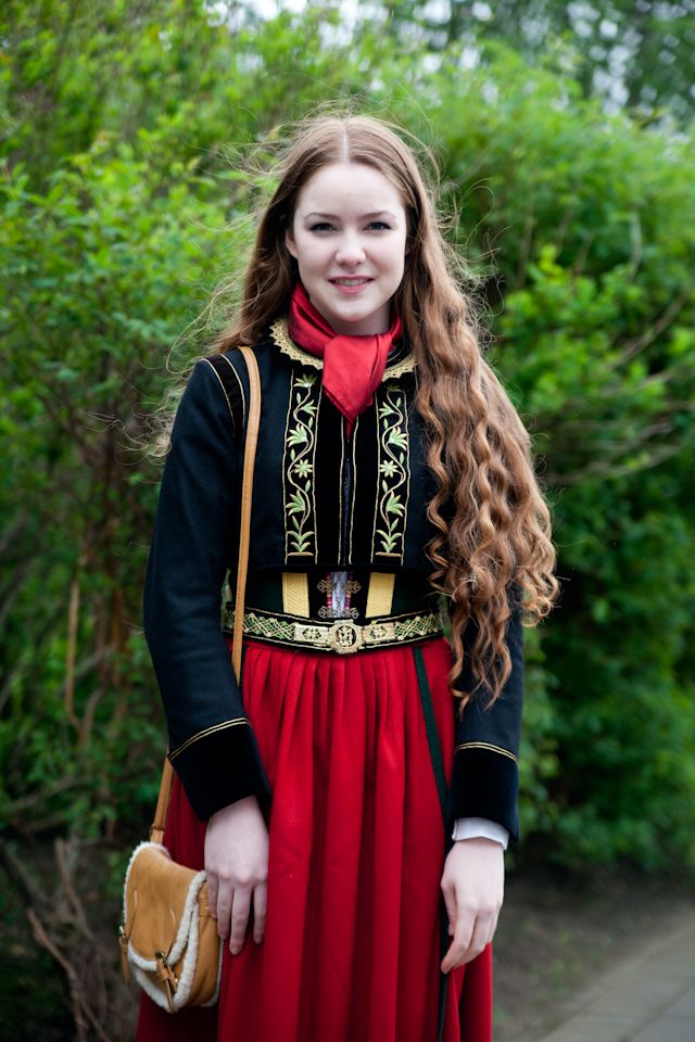 Icelandic traditional dress