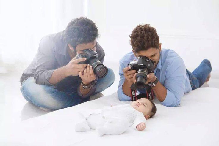 Allu Arjun Son Ayaan Latest Photoshoot
