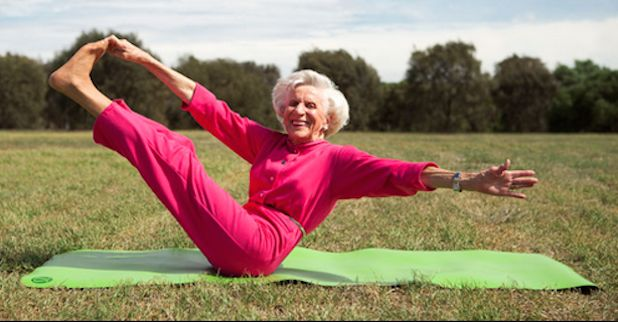 Research: Yoga Shown to Boost Brain Power in Older Adults
