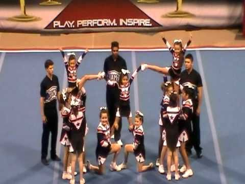Spirit Cheer Club Youth Level 1 - YouTube