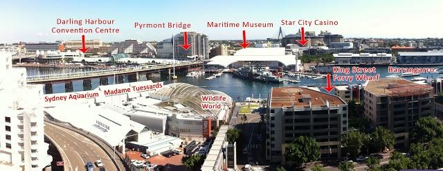 Metro Apartments on Darling Harbour: Luminous at Darling Quarter Darling Harbour