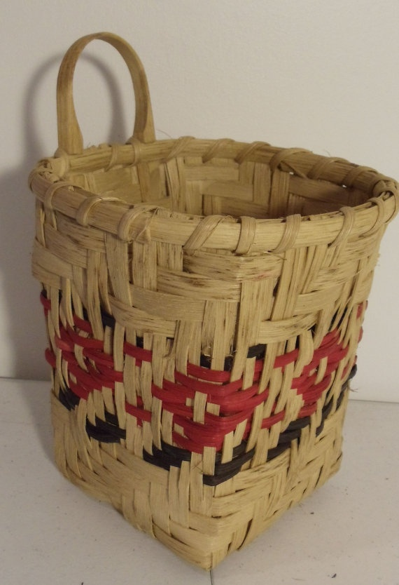 Native American Basket Weaving Instructions : Best images about cherokee baskets like my grandma made