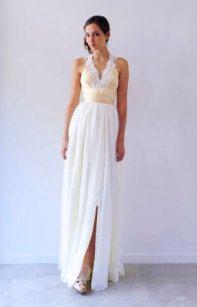 Aurora Gown by WhenFreddiemetLilly on Etsy, $799.95