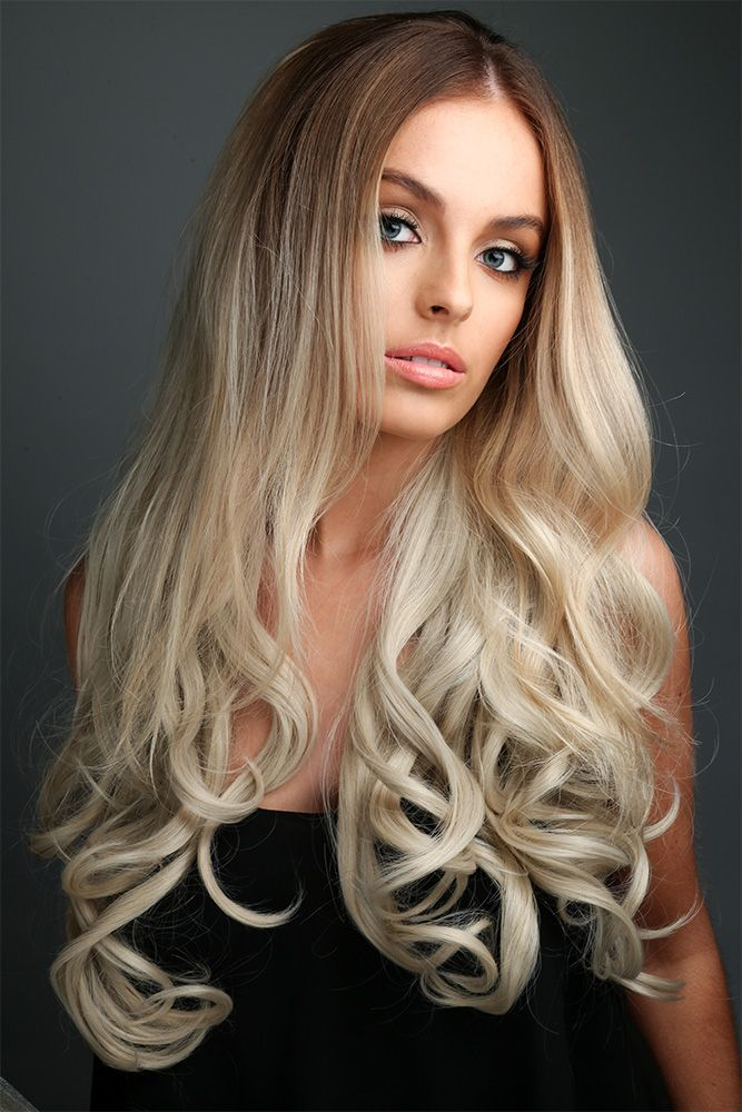 12 best stranded clip in hair extensions images on pinterest our hair extensions are perfect for adding volume length to your hair they are applied half way back from the front of your head to give a natural look pmusecretfo Images