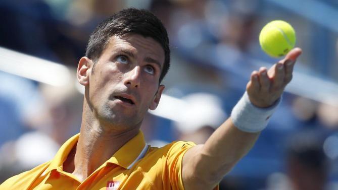 Djokovic rallies to win at Cincy; Serena Williams wins too - YAHOO NEWS #Djokovic, #Serena, #Cincy, #Tennis, #Sport