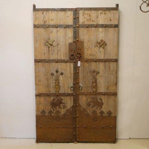 Antique Chinese Doors $3450 elementsilove