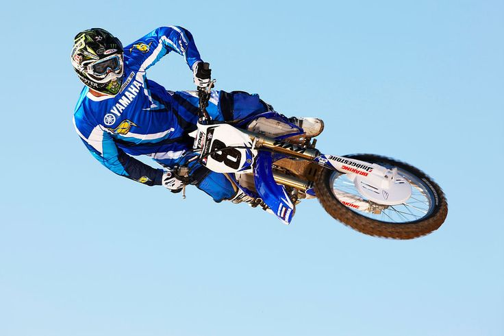 AMA National Motocross Champion Grant Langston