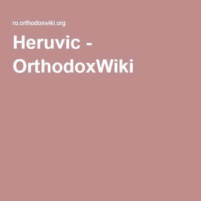 Heruvic - OrthodoxWiki
